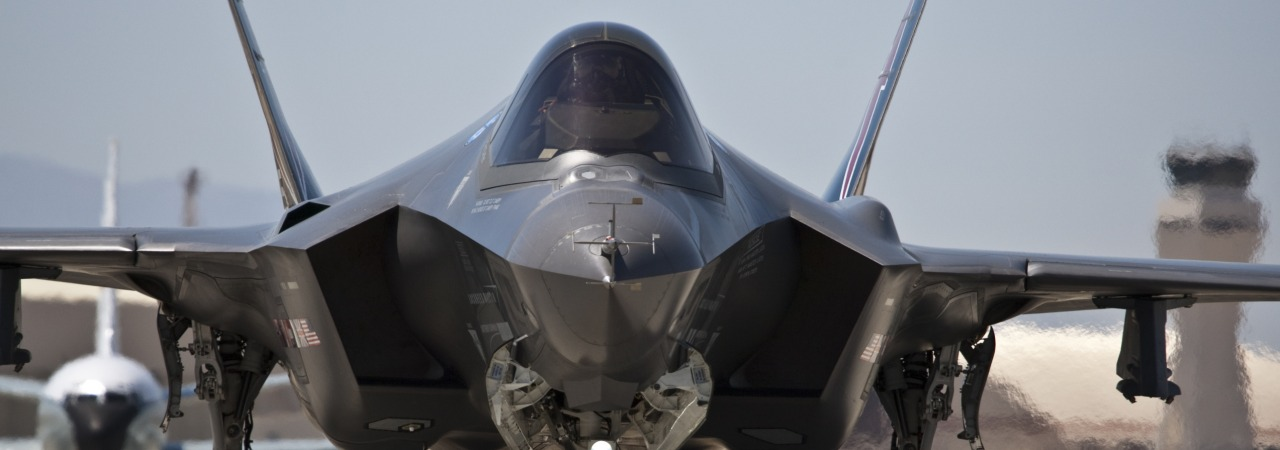 F-35 Joint Strike Fighter Aircraft