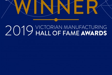 Hall of fame winner RUAG Australia